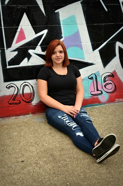 Brittney Robinson~South Newton High~Class of 2016