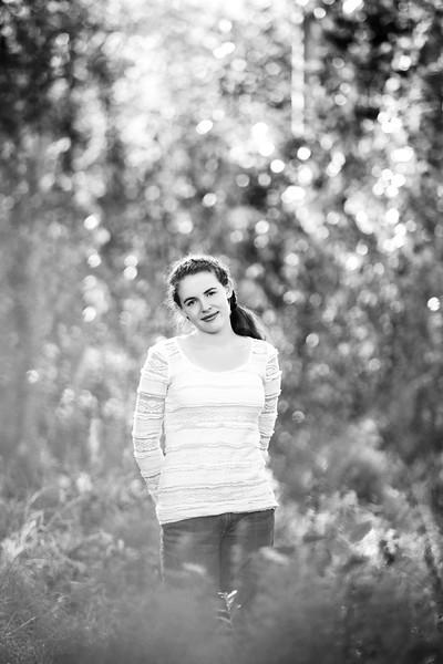 Caitlin_Senior_Sept3-2016__192 B&W