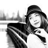 Cari_Senior_040315_010 B&W
