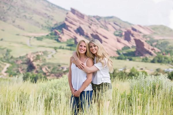 Hannah & Sarah