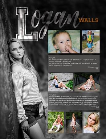 Logan Walls ad
