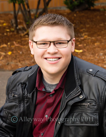 Daniel - Senior Portraits