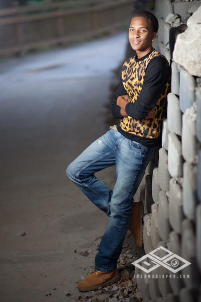 Derrius Senior -45