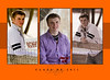 Drew Senior Template 1 Orange