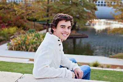 Dustin Hasley Senior 17