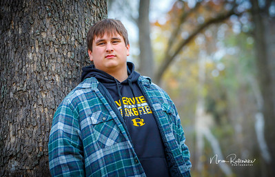 Dylan's Senior pictures 2020-20