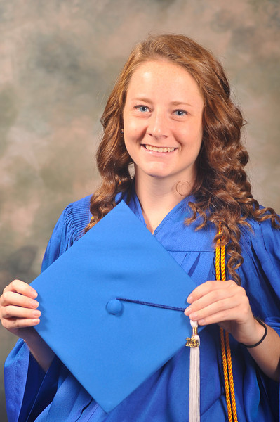 Emiy Cap and Gown