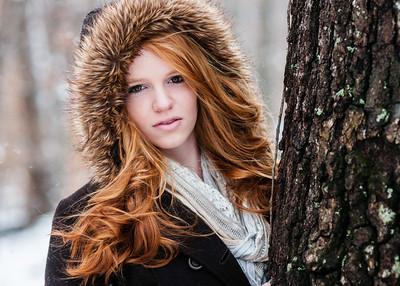 Emma & Keri: Snow Session