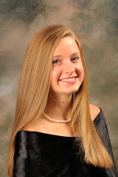 Erin Cap and Gown