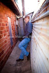 Cody Nolte 2013 Meridian Senior