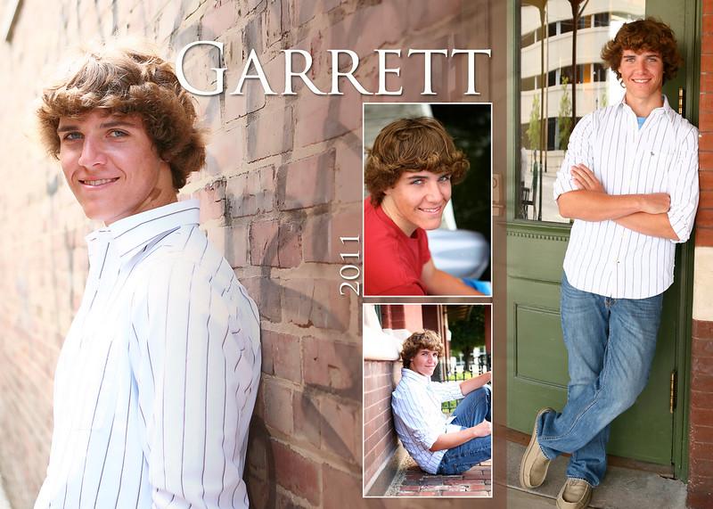 Garrett invite Frontcrp