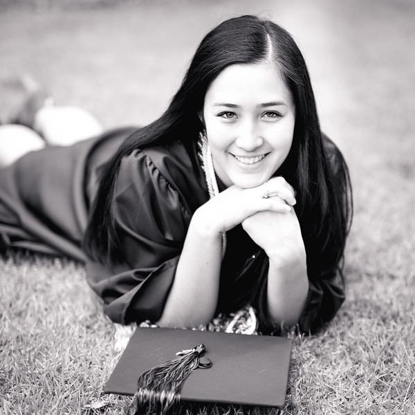 Giselle Cap & Gown