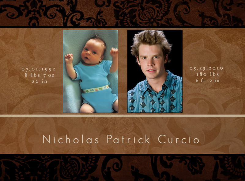 Nick card front