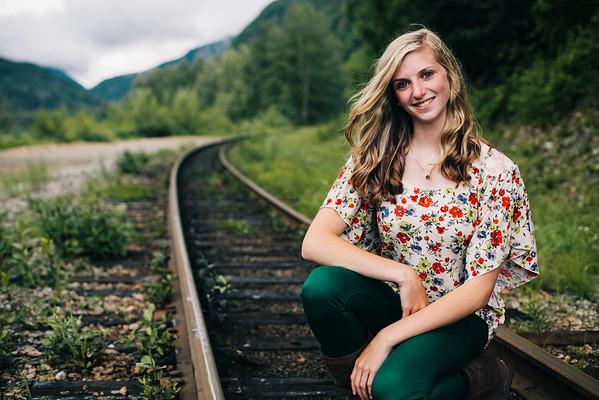 Hannah - Skagway Senior