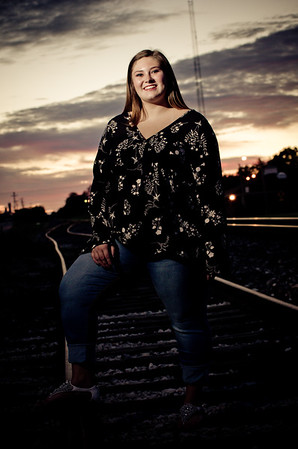 Hayley Senior Photos