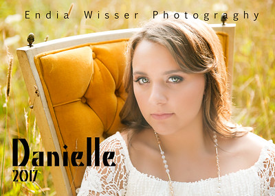 Danielle from Columbiana 2017