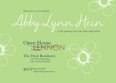 Abby Hein Card Back