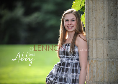 Abby Hein Card Front