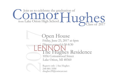 Hughes Card Rear