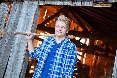 Jacob High 2017 Senior