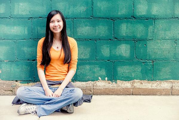 Jasmine Wang - Senior (2013)