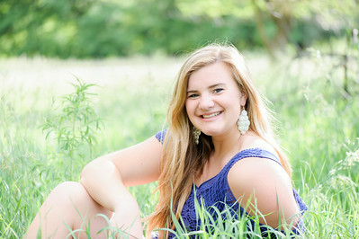 Jenna's Senior Portraits ~ 6 2014-15