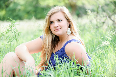 Jenna's Senior Portraits ~ 6 2014-17