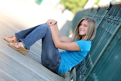 Jess senior shoot
