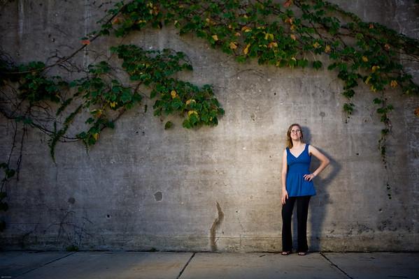 Oak Park IL // Senior // Jessica Ebersole