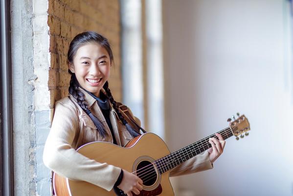 Joanna Liu - Senior (2015)