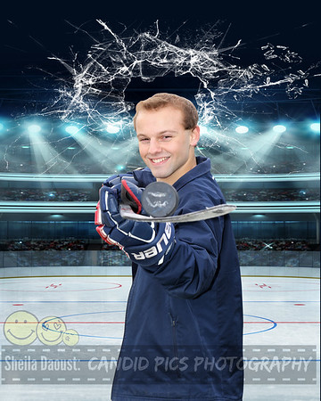 16x20 keith 7 Hockey