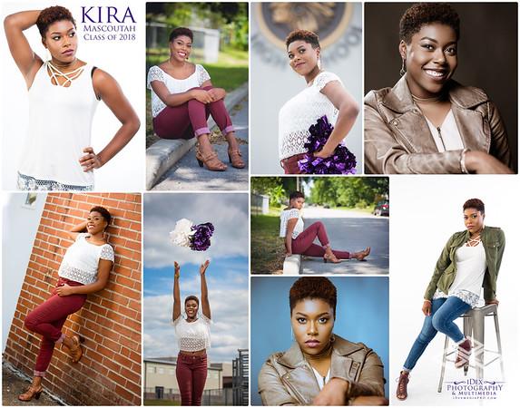 KIRA collage 11x14