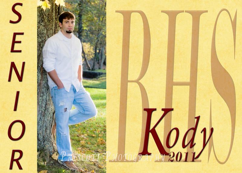 Kody BHS 5x7