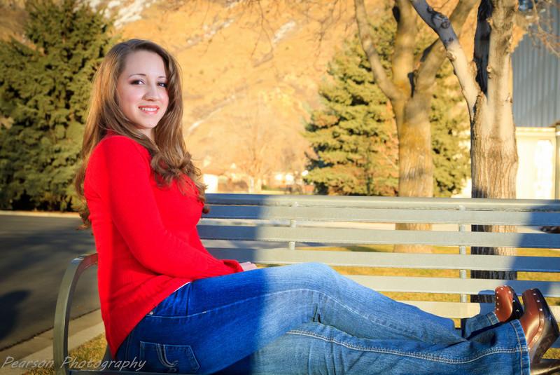 Kyrsten's Senior Pictures