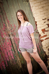 Lauren Howell ~ 2012 Beatrice Senior