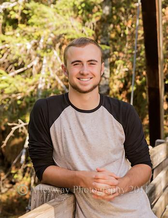 Logan - Senior Portraits