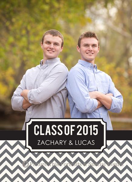 Zach & Luke GRAD e435-front