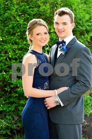 Meg & Ry Senior Prom
