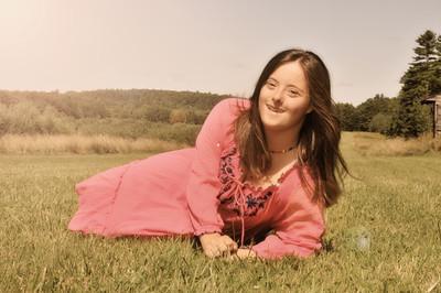 Megan Senior Pics