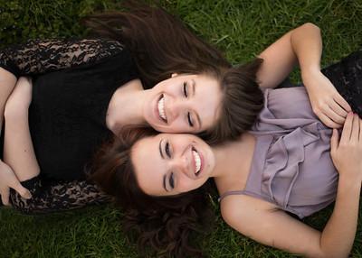 Megan & Emma