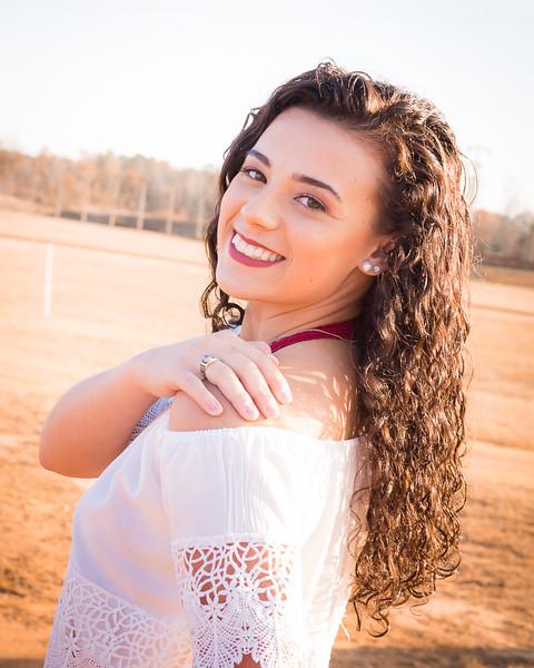 Michaela Track - Senior