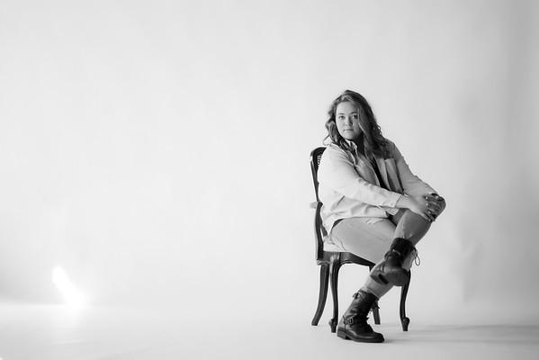 Michala White - Senior (2014)
