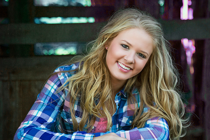 Abbi Pritchard - Clermont Northeastern senior 2014