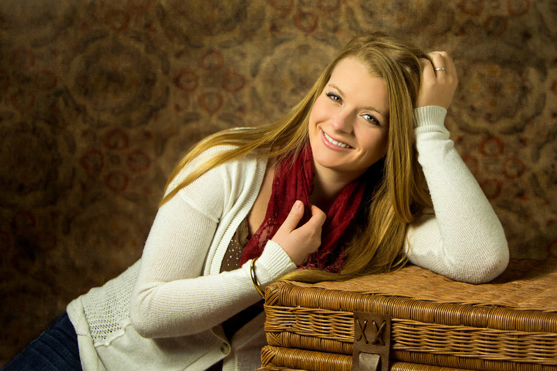 Emily Richards - Valley senior 2014