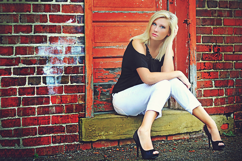 Abby Radford - Waverly senior 2014