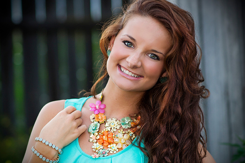 Carly Ekvall - Unioto senior 2014