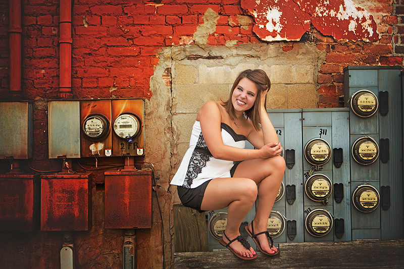 Angelique Tanner - Waverly senior 2014
