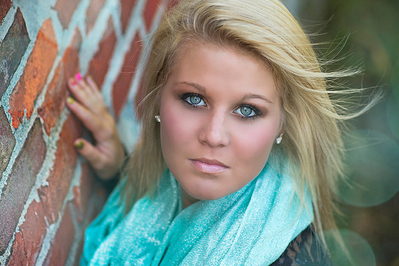 Andrea Moore - Waverly senior 2014
