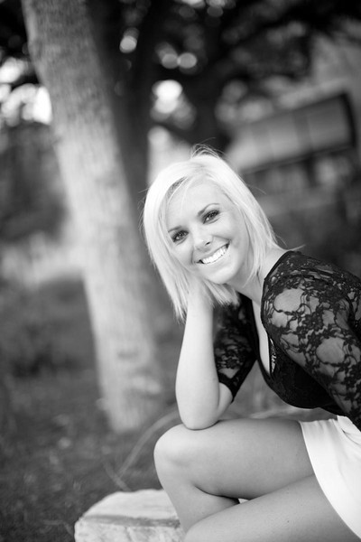 Paige : Senior Pictures