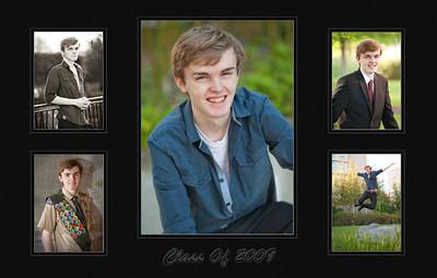 Senior Wall Collage
